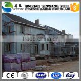 China new type high quality steel structure villa                                                                                                         Supplier's Choice