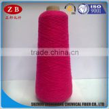 100% Recycled cotton polyester yarn for sock,glove