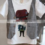 import china products wholesale baby clothes set cotton t-shirt and lovely dot shorts baby gril pretty summer outfits