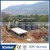China Energy Saving Best Price Gold CIL Plant Leaching Agitation Tank
