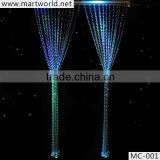 New design Crystal beads curtain for room decoration, bead curtain for wedding occasion decoration party decorate home (MC-001)                                                                         Quality Choice