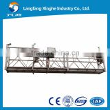 800kg window cleaning equipment /lifting cradle / gondola platform / suspended scaffolding platform