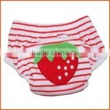 new products 2015 best seller . made in China factory baby training pants cute animal patterned baby trainer