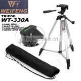 2014 Hot Sale Aluminum Video Tripod for DSLR SLR Camera Video