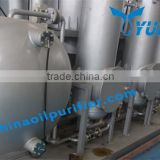 Yuneng Recycling The Used Engine Oil Distillation Plant Waste Oil To Diesel Plant Pyrolysis Oil Distillation Plant                                                                         Quality Choice