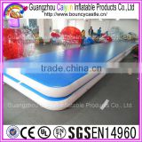 High Quality Blue 20cm Inflatable Air Track For Gym