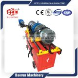 Simple innovative products rebar mechanical splicing thread rolling machine