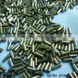 tungsten carbide tire stud with spike pins for anti-skip