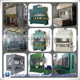 latest particle board making machine hot press hydraulic wood particle hot press machine