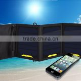 10W Portable Sun power Solar charger Power Bank for Phone , Laptop, Digital Devices Charging