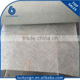 Newest fabric lower price alkaline resistance e-glass fiberglass chopped strand mat
