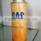400ml 220g china butane gas cartridge / lighter gas cylinder / portable gas cartridge