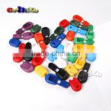 Zipper Pull Cord Ends Cord Lock Stopper For Paracord Sportswear Backpack Garment #FLS092(Mix-s)