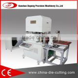 automatic hydraulic Ceramic fiber paper die cutting machine