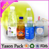 YASON oilve oil label your own brand heat transfer film labels self adhesive packaging food labels