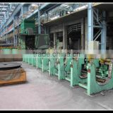 new condition steel pipe hot saw machine on line