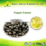 Extraction piperine black pepper bulk piperine extract 98% pure piperine