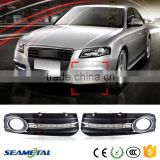 Auto 6 LED DRL Car Daytime Running Lights Fog Lamp For Audi A4 B8 Avant Sedan 2009 2010 2011 2012                                                                         Quality Choice