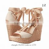 SP17 female high heel pictures roman sandal shoes 2015 rubber outsole evening dress shoes for women