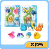 Amazing fishing games eco-friendly baby bath toys