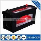 newst price deep cycle 12v 120ah battery for car and truck                                                                                                         Supplier's Choice