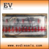 forklift engine 4D82 4D82E 4TN82 4TNV82 4TNE82 full gasket set 4TN82E overhauling gasket kit