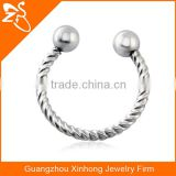 Fashion body piercing jewelry stainless steel BCR The Hot Sale Ball Closure Rings