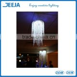 center light acrylic beaded curtains drapes Lights under tables