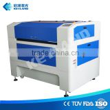Low price 60w 80w 100w 120w 150w Reci / efr Co2 glass / metal laser tube laser cutting engraving marking machine for Sale