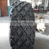 High quality Road roller industrial tyre/pneus R-3 23.1-26 factory price OEM accepted DOT certification for port use