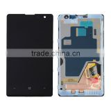 Original Genuine LCD Screen Display With Touch Screen Assembly For Nokia Lumia 1020 - Black