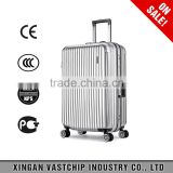 High quality personalized ABS+PC vintage trolley suitcase luggage sets                                                                         Quality Choice