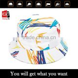OEM/ODM Design Your Own Bucket Cap Label Logo Digital Printing Fashion Men'S Plain Bucket Hat Wholesale