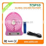china rechargeable air cooler fan usha rechargeable fan