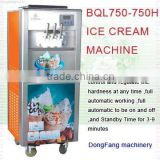 ice cream brands BQL750-750H soft icecream machine