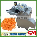 Automatic high hygiene standards ginger slicing machine