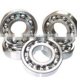 Deep Groove japanese ball bearing Easy to use and Reliable loose ball bearings for industrial use , A also available