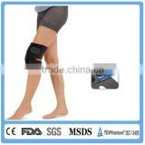 Adjustable knee wrap with ice pack