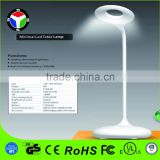 Table/Desk Lamp, Eye Care & Brightness Adjustable Touch Sensor White Reading/Studying/Working LED Light/Lamp