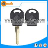 key with ID42 T10 chip transponder car key with logo replacement key for volkswagen jetta mk4 mk5 5 tiguan