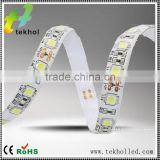 60 leds per meter IP68 double silicone coated led strip 5050