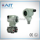China smart differential/pressure transmitters with silicon sensor ATEX 4-20mA pressure transducer