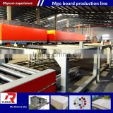 2016 New project fireproof material mgo board glass magnesium sheet multi mgo board making machine line