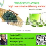 High concentration fresh green tea tobacco flavour,good smell flavour used for shisha making