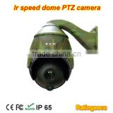 outdoor waterproof IR detector thermal imaging camera with IP module,600m distance and CE,FCC