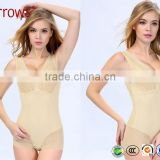 Women Onepiece Jumpsuits Tummy Trimmer Underwear Bodyshaper Lingerie Body Slimming Clothing