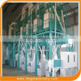 Complete Home Use Rice Flour Milling Plant With High Quality