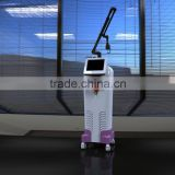 Redness Removal Professional Amazing Professional Co2 Fractional Laser Medical Carboxytherapy Laser Beauty Equipment Scars And Marks Removal 515-1200nm