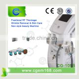 CG-108B Factional RF Thermagic RF Machine for face lifting