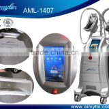 AML-1407 Best Price Cryolipolysis Equipment For Body Slimming Body Slimming Machine Improve Blood Circulation